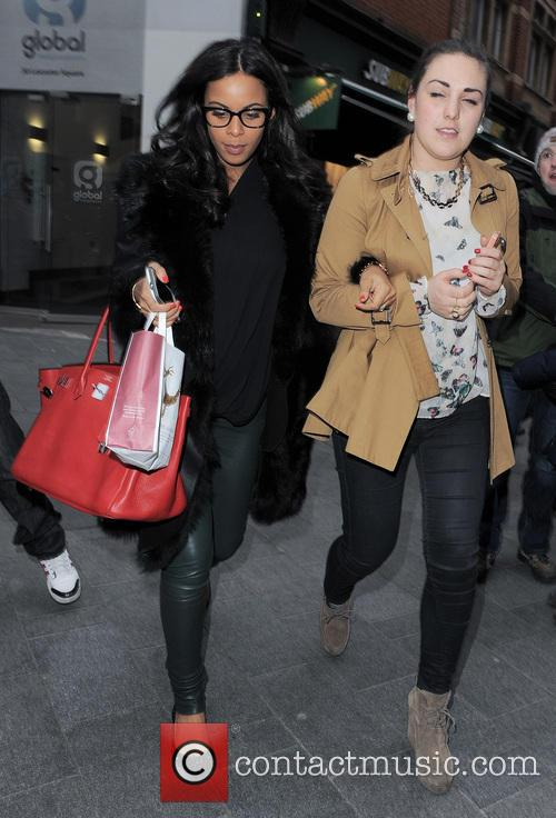 Rochelle Wiseman, Rochelle Humes and The Saturdays 7
