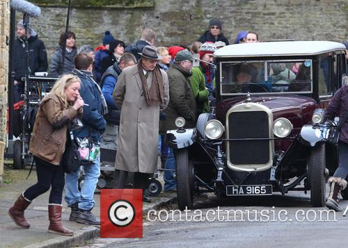 'Downton Abbey' filming