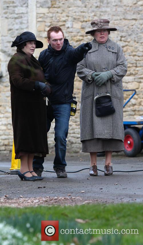 atmosphere downton abbey filming 3534712