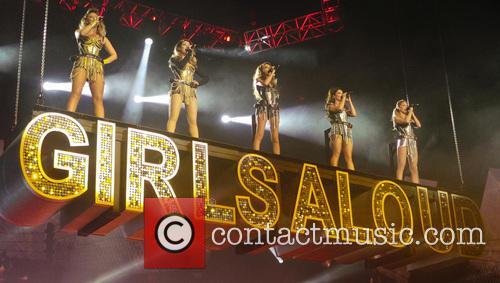 Girls Aloud, Kimberley Walsh, Nicola Roberts, Nadine Coyle, Cheryl Cole and Sarah Harding 3