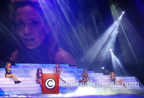 Girls Aloud, Nicola Roberts, Cheryl Cole, Nadine Coyle, Kimberley Walsh and Sarah Harding 2