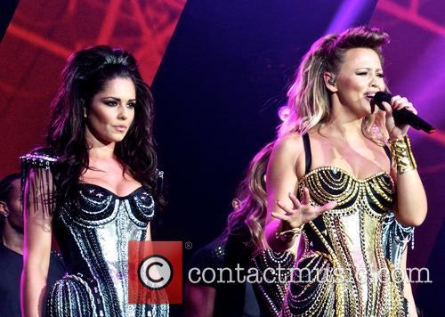 Girls Aloud, Cheryl Cole, Kimberley Walsh