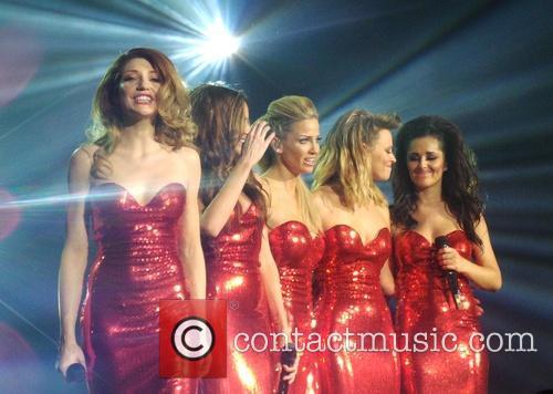Girls Aloud, Kimberley Walsh, Nicola Roberts, Nadine Coyle, Cheryl Cole and Sarah Harding 7
