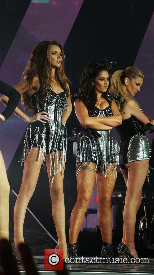 Girls Aloud, Nadine Coyle, Cheryl Cole and Sarah Harding 4