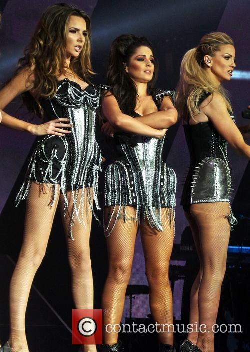 girls aloud nadine coyle cheryl cole sarah harding girls aloud 3535516