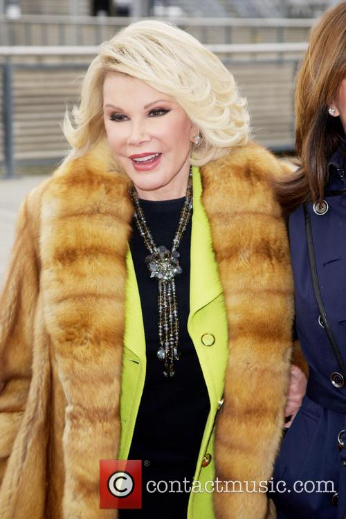 Joan Rivers, New York