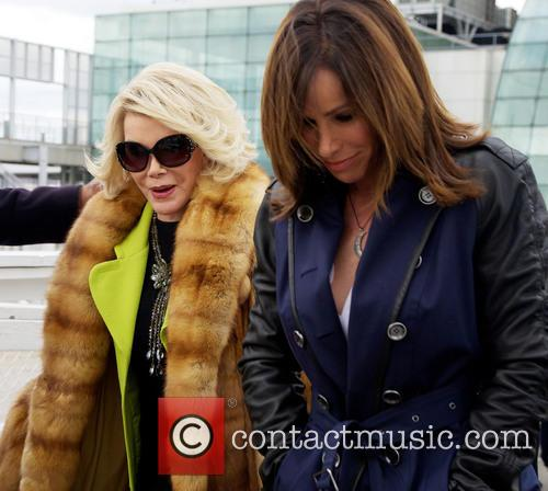 Joan Rivers and Melissa Rivers 6