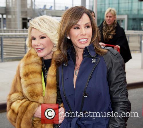 Joan Rivers and Melissa Rivers 9