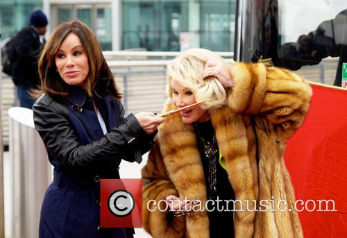 Joan Rivers and Melissa Rivers 10