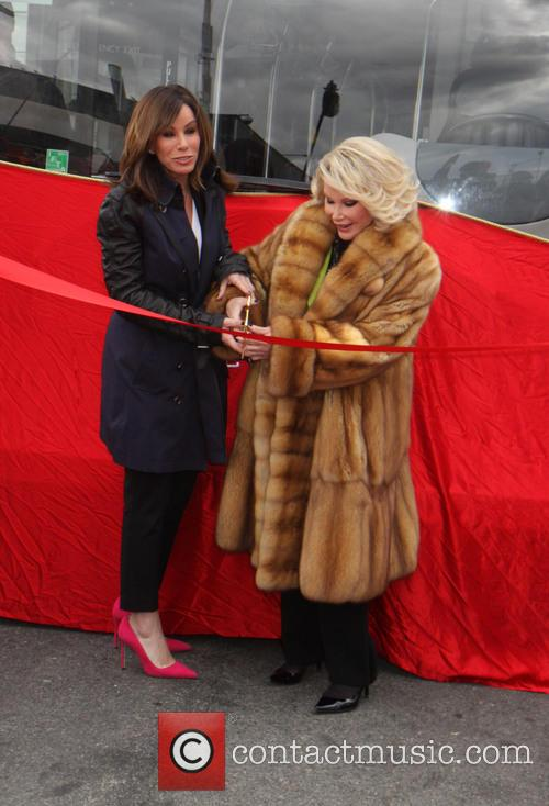 Melissa Rivers and Joan Rivers 6