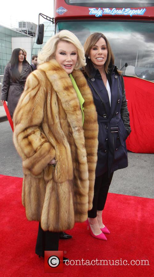 Melissa Rivers and Joan Rivers 7
