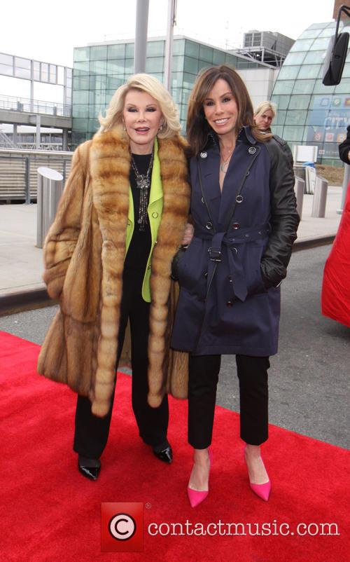 Melissa Rivers and Joan Rivers 11