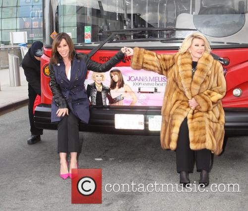 Melissa Rivers and Joan Rivers 8