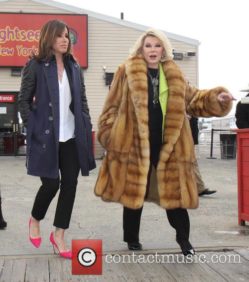 Melissa Rivers and Joan Rivers 10
