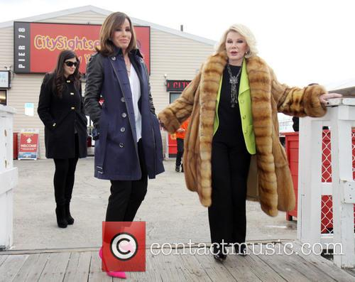 Melissa Rivers and Joan Rivers 12