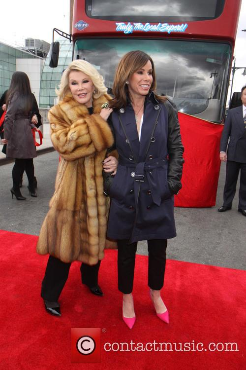 Melissa Rivers and Joan Rivers 14