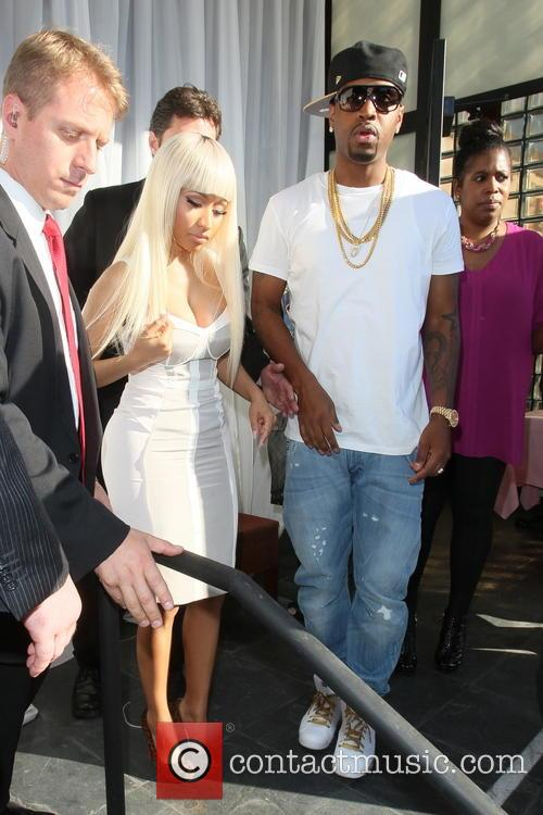 Nicki Minaj, Scaff Breezy and Sb 4