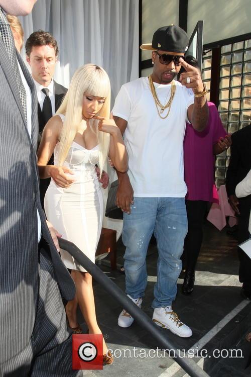 Nicki Minaj, Scaff Breezy and SB 9
