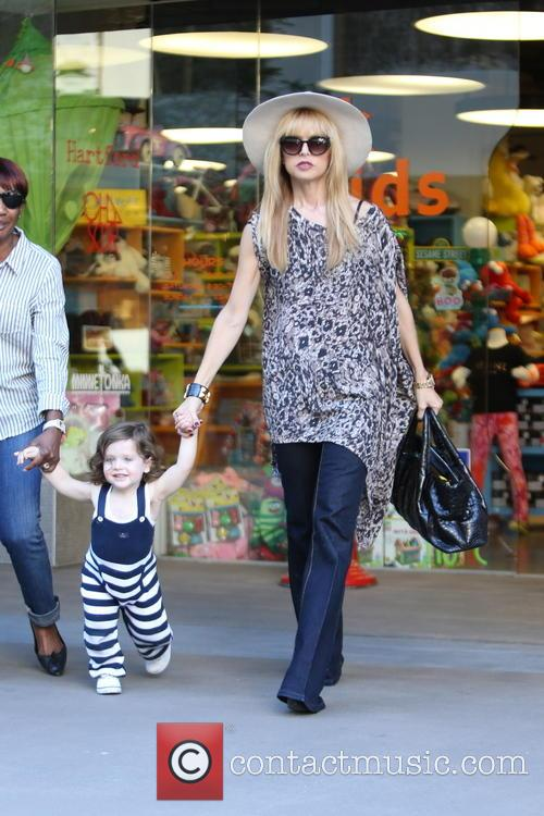 Rachel Zoe and Skyler Berman 2