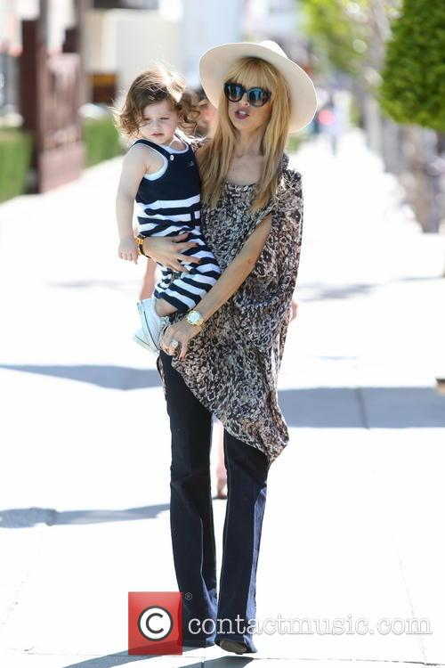 Rachel Zoe and Skyler Berman 4