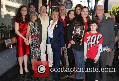 Maria Burton, Morgan Ritchie, Liza Todd Burton and Guests 2