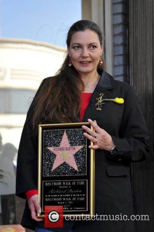 maria burton richard burton is honoured with 3535213