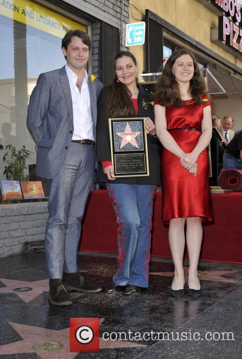 Morgan Ritchie, Maria Burton and Charlotte Ritchie 1