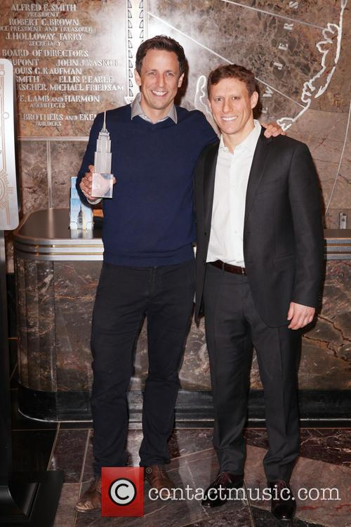 Seth Meyers, Dave Linn, Cycle For Survival and Co-founder 5