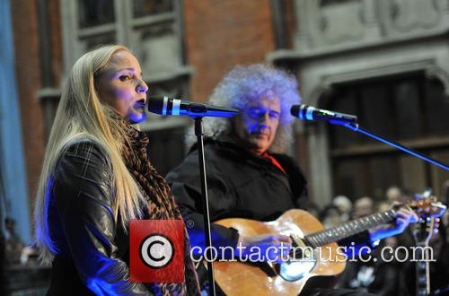 Brian May and Kerry Ellis 3