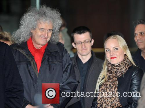 Brian May and Kerry Ellis 7