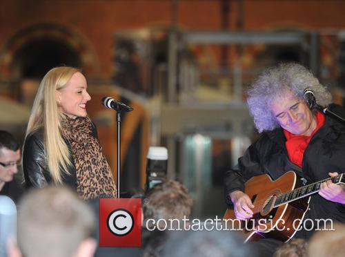 Brian May and Kerry Ellis 10