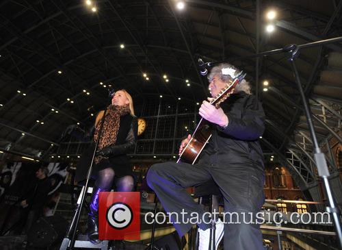 Brian May and Kerry Ellis 11