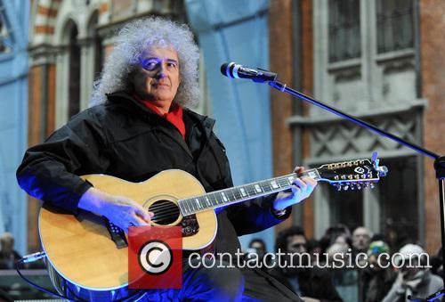 Brian May 2