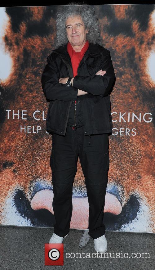 Brian May 6