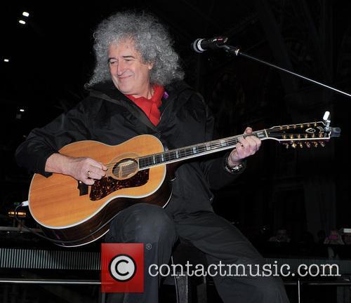 Brian May 8
