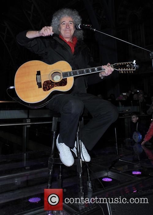 Brian May 9