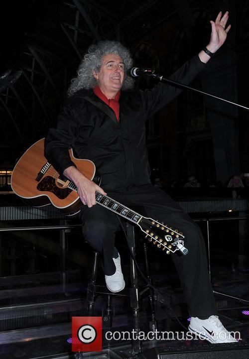 Brian May 11
