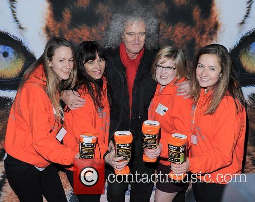 Brian May 12