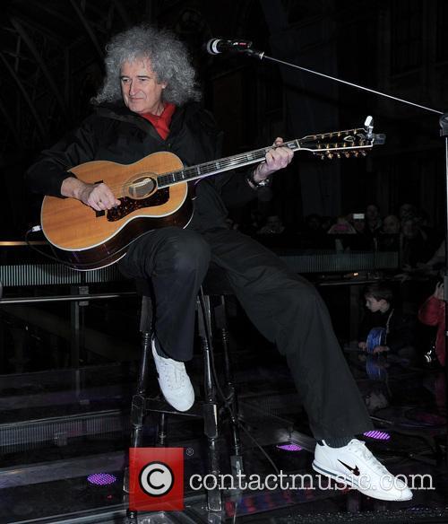 Brian May 13