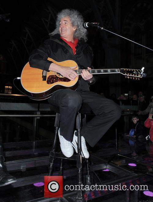 Brian May 14