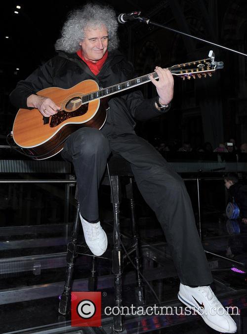 Brian May 15