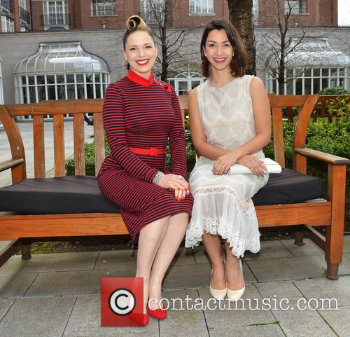 Imelda May and Danielle Ryan 4