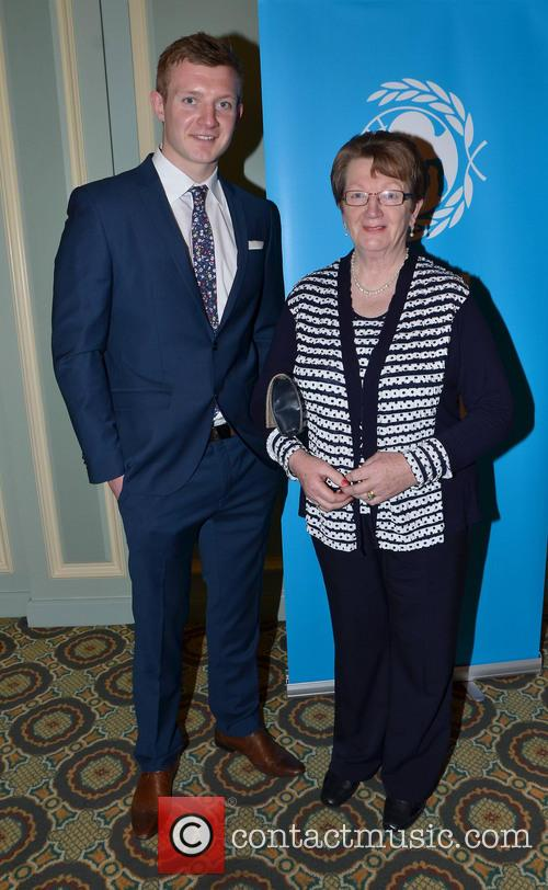 Unicef and Joe Canning 3