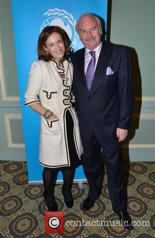 Rhona, Marty Whelan and Unicef 1