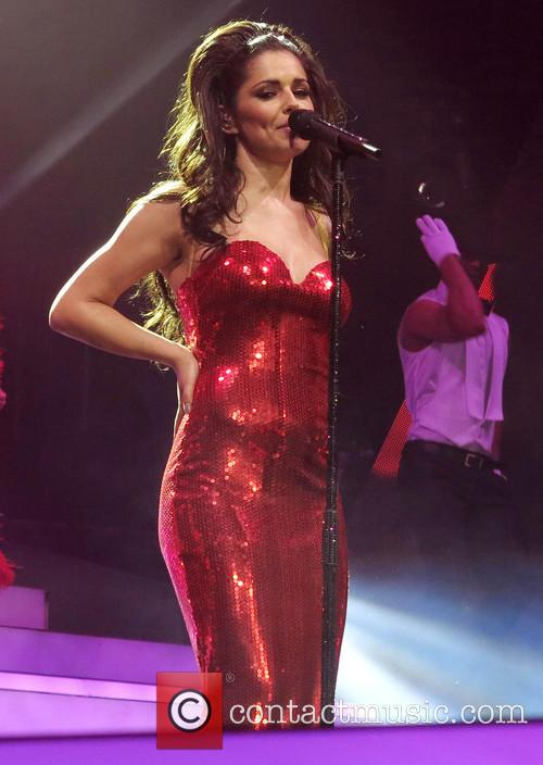 cheryl cole girls aloud perform live at 3535762
