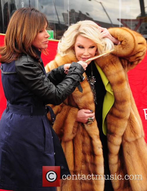 Joan Rivers and Melissa Rivers 12