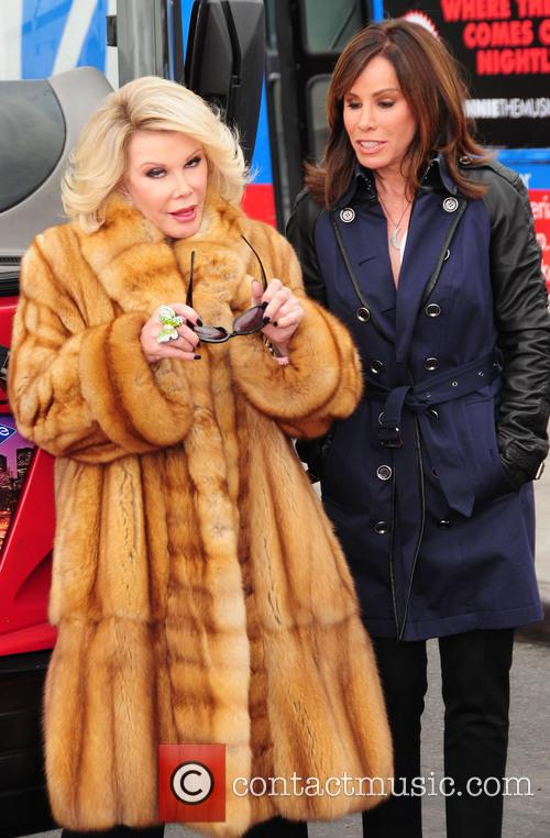 Joan Rivers and Melissa Rivers 13