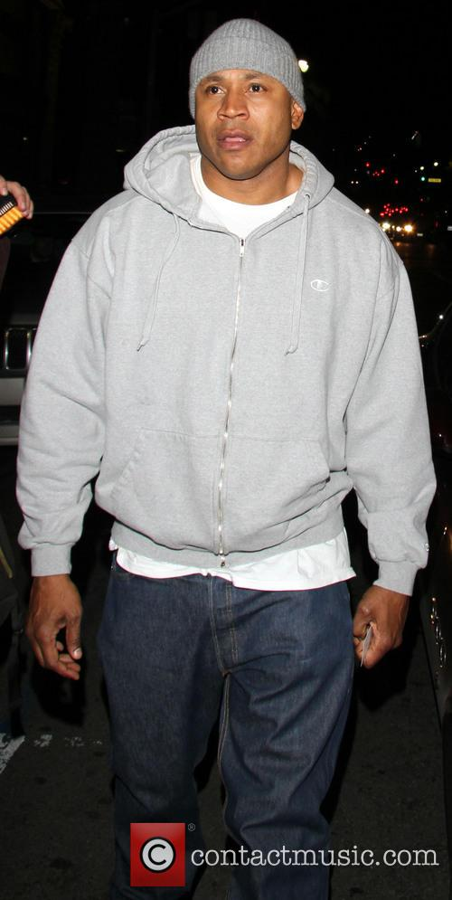 LL Cool J leaves Katsuya restaurant