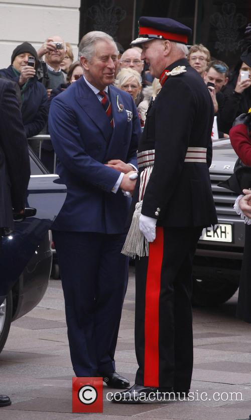 Prince Charles, Prince of Wales, Cardiff