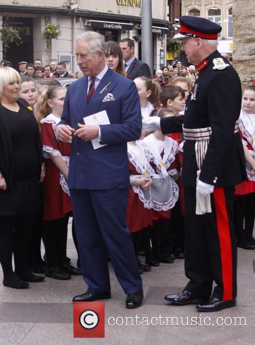 Prince Charles and Prince Of Wales 1